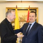 Državni sekretar Svete Stolice u Srbiji; Dačić: Prilika za unapređenje političkog dijaloga