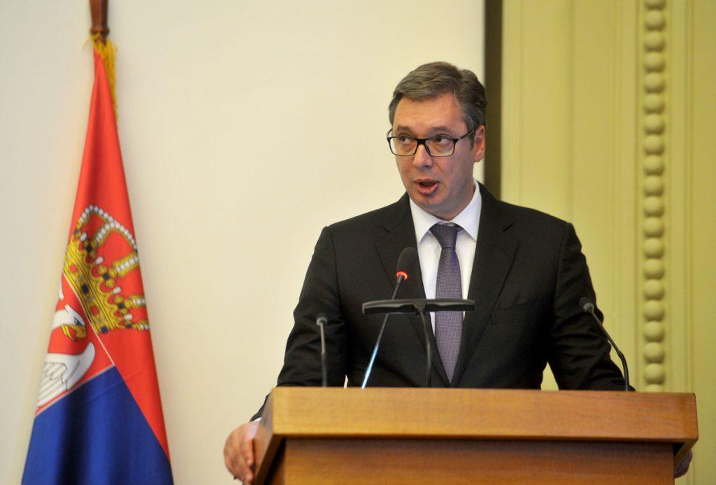 Vučić: Srbija za veće aktivnosti u okviru Dunavske komisije
