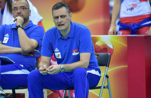 Zoran Terzić uputio dosta kritika!