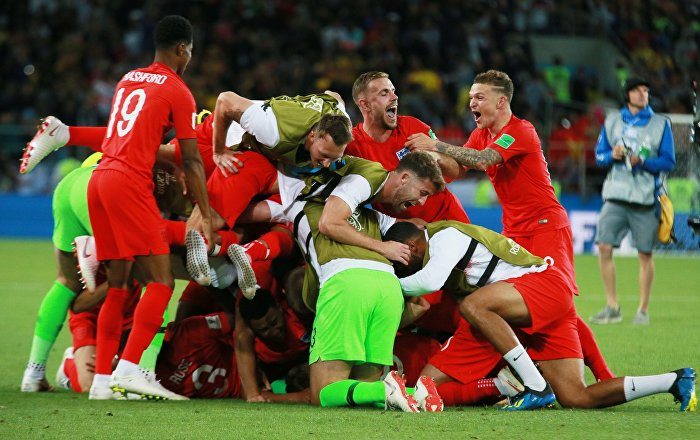 """Drama koju rešava Pikford! Englezi skidaju """"prokletstvo"""" — na penale u četvrtfinale (foto)"""