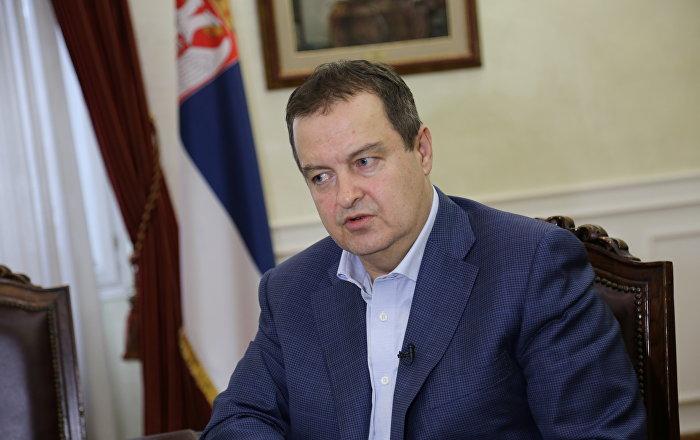 Dačić poručio Prištini: Vi ste čedo Klintonove administracije, a sada...