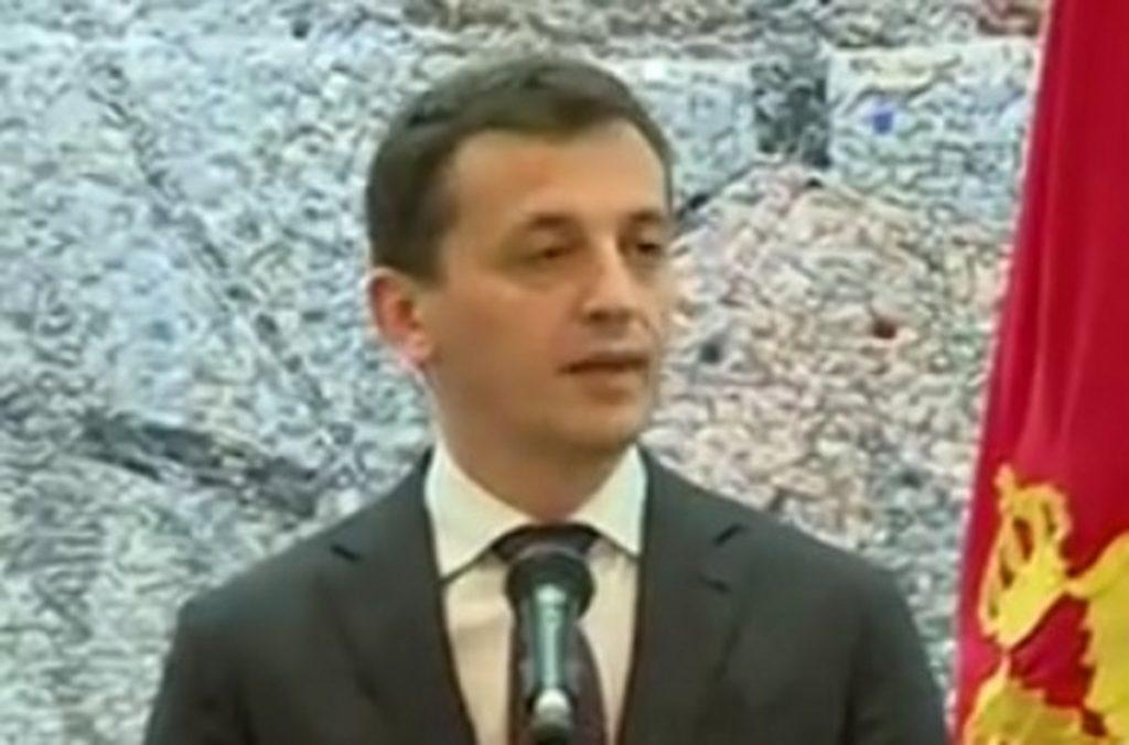 Bošković: Podgorica nije izdala Srbiju slanjem oficira u misiju KFOR-a