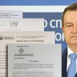 CRNO NA BELO O KOSOVU Dačić je ovim dokumentima zapušio usta prištinskim političarima