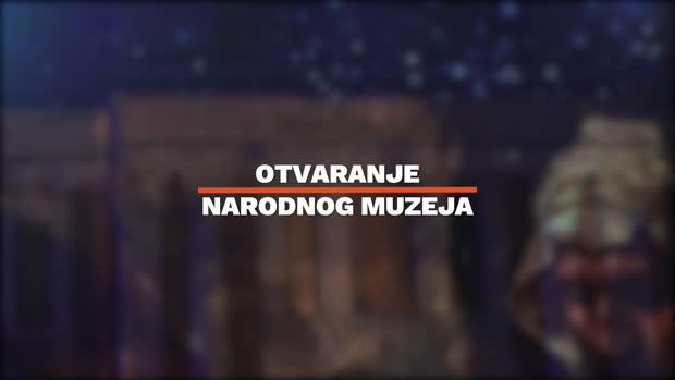 DOČEKALI SMO: Ponovo radi Narodni muzej!