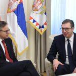 Ditman u oproštajnoj poseti kod Vučića: Najbolji odnosi Srbije i Nemačke u istoriji