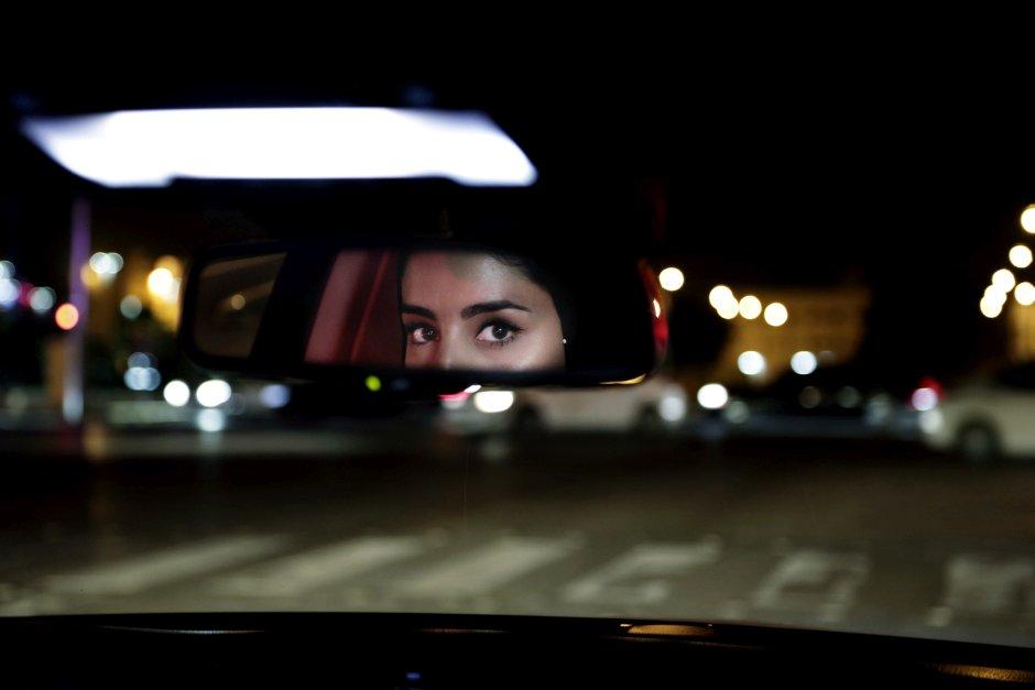 žene, saudijska arabija, vozač, automobili