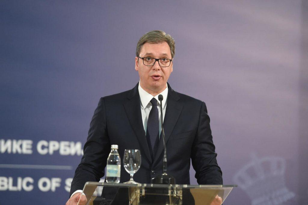 Vučić: Tramp mi je rekao da će doći u Srbiju, ali me ne bi iznenadilo da ne dođe