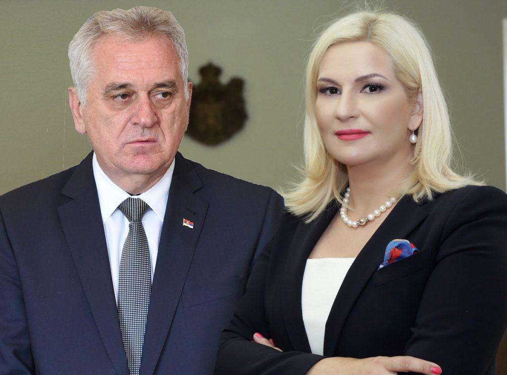 Zorana Mihajlović: Zašto papa ne bi došao u Srbiju?