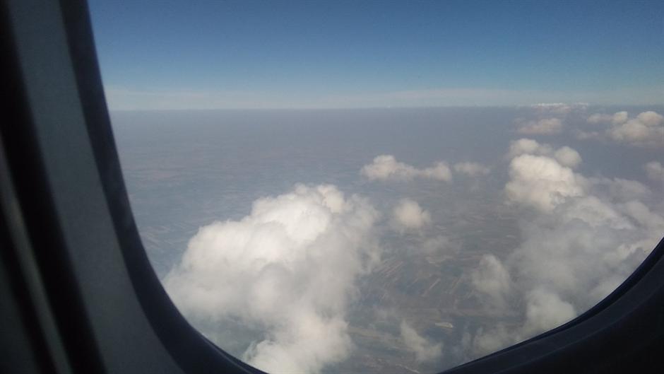 Šta se dešava u telu dok putujete avionom