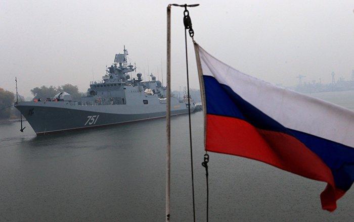 """Odlikovanje za ruskog kapetana koji je """"ispratio"""" američku podmornicu"""