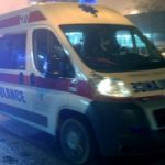 UDES KOD SREBRNOG JEZERA: Auto sa četvoro ljudi sleteo u kanal i prevrnuo se