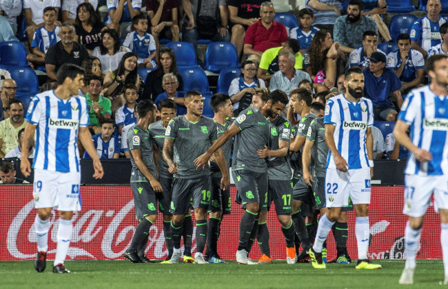 Primera - goleada u Madridu, Žar