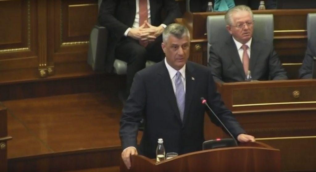 Tači za sudiju imenovao Radomira Labana, čoveka koji je u Beogradu osuđen za korupciju