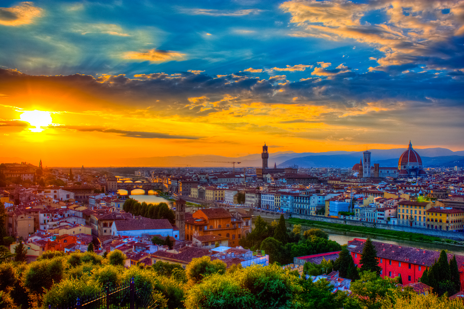 Top 15 evropskih gradova
