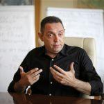 "Vulin: ""Velika Albanija"" bi bila pretnja za Balkan"