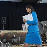 Niki Hejli: Rusija, Sirija i Iran ne bi trebalo da igraju protiv SAD
