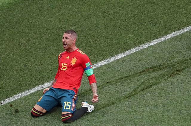 Potez Serhija Ramosa nakon povrede Šoa oduševio svet!