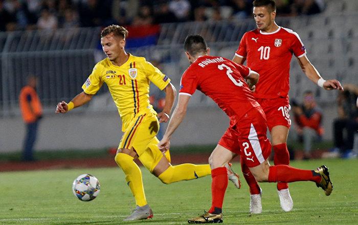 Srbija dva puta vodila, ali Rumuni osvojili bod
