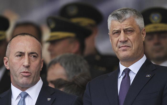Tači i Haradinaj hitno krenuli za Tiranu na poziv Rame