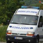 TEŠKA SAOBRAĆAJKA NA VETERNIKU: Povređeno dvoje Srba