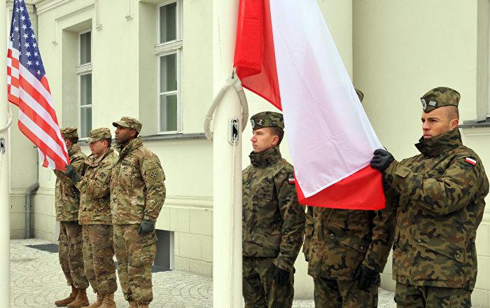 Američka baza u Poljskoj usmerena protiv Rusije