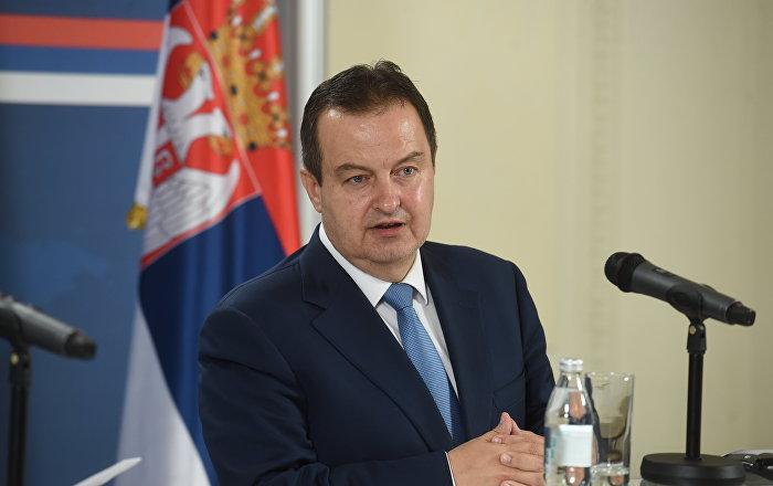 Dačić: Blamaža Prištine u UN, sve što rade je bruka!