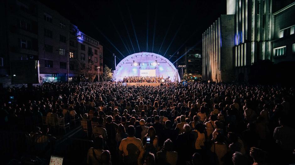Simfonijski spektakl u Novom Sadu! (VIDEO)