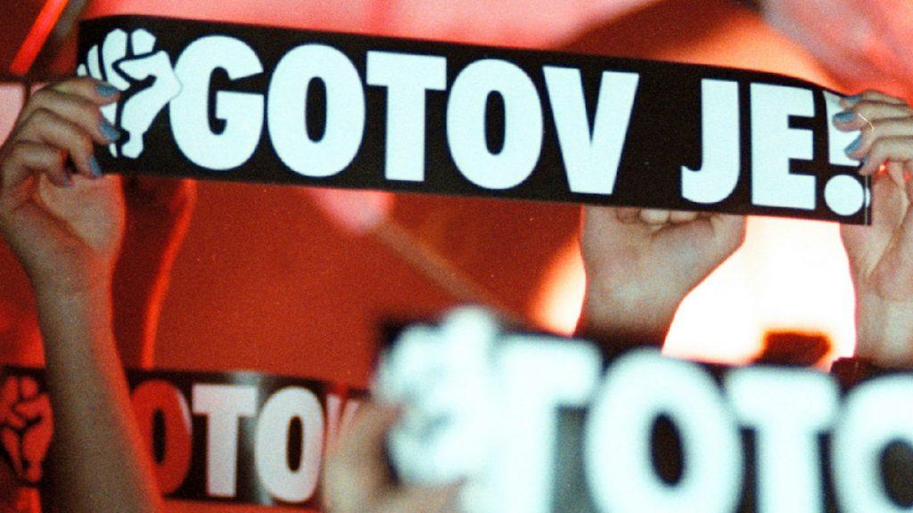 """""""GOTOV JE!"""" Pre tačno 18 godina Milošević je IZGUBIO IZBORE (VIDEO)"""