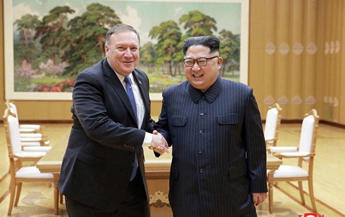 Iz Pjongjanga odlazi zadovoljan u Seul: Pompeo zahvalio Kimu