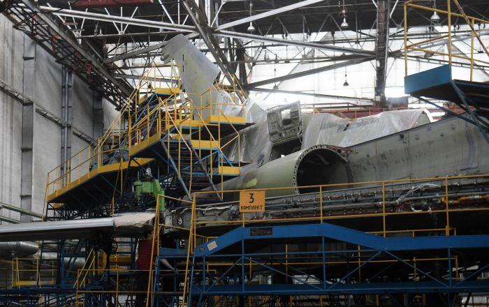 Uskoro će poleteti u potpunosti modernizovan Tu-22M3M