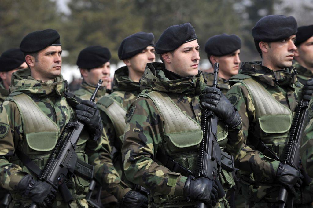 Vojska Kosova i formalno od 28. novembra, NACIONALNOG DANA ALBANACA?