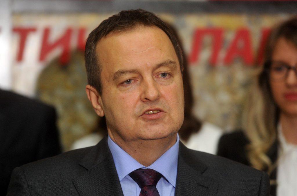 Dačić: Ne očekujem Kosovo u Interpolu, nadam se pritisku da Priština odustane od vojske