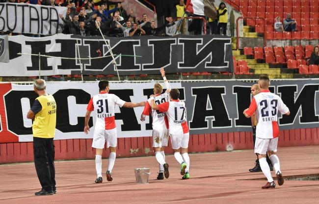 Probudila se Vojvodina, ubedljivo do četvrtfinala Kupa