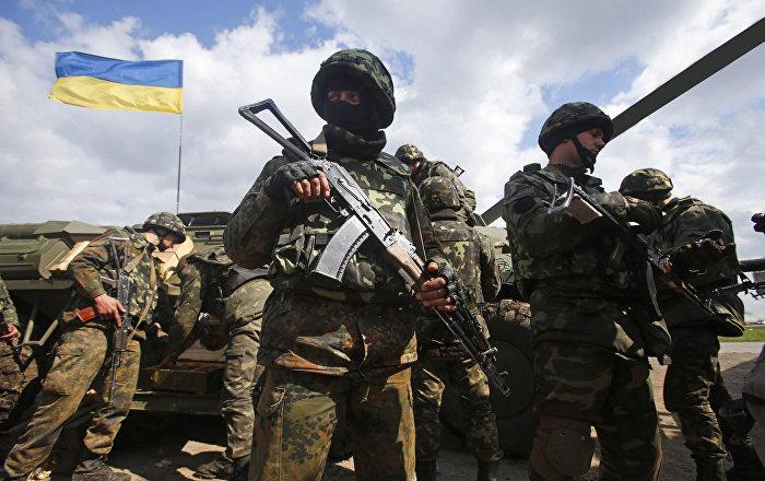 Ukrajinska vojska u Donbasu u neborbenim uslovima izgubila 2.700 ljudi
