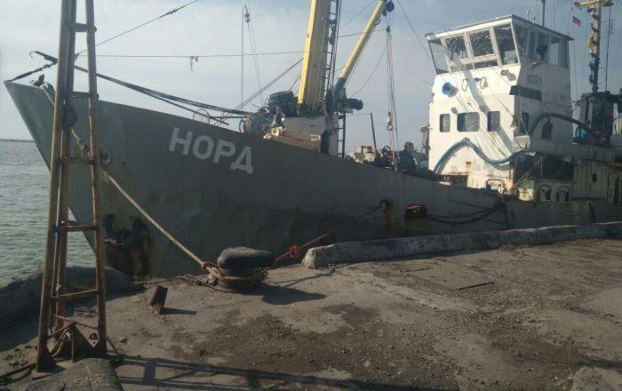 Posada ruskog broda razmenjena za sedam ukrajinskih mornara