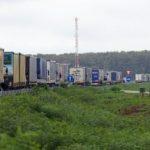 GUŽVA NA GRANICI: Zadržavanje kamiona na Batrovcima do četiri sata
