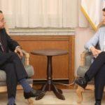 Brnabić i Tanin razgovarali o misiji Unmika i incidentima na KiM