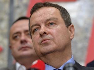 """Dačić: Priština više nije """"čedo"""", pozicija Srbije sve jača"""