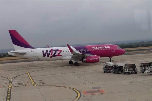 wizz air, vizer avion