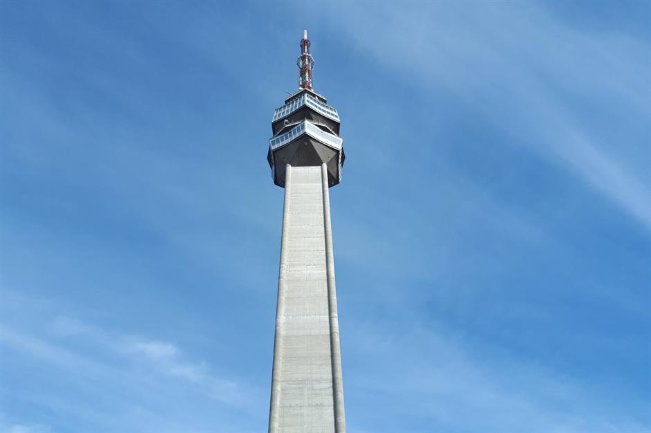 Pogledajte: Novi sjaj Avalskog tornja (FOTO)