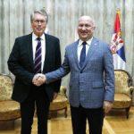 Popović sa Čepurinom: Poseta Putina podstrek za dalju saradnju
