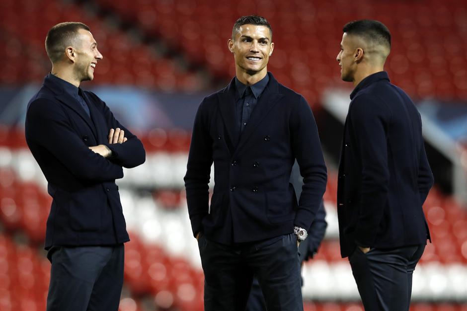 """Ronaldo prvi put o """"silovanju"""": Srećan sam čovek!"""