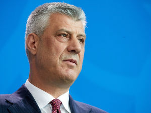 Tači potvrdio da želi da izbegne podelu Kosova i formiranje ZSO
