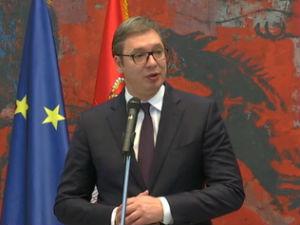"""Vučić: Šta god je kosovska vlada za Skota i SAD, za nas je """"takozvana"""""""