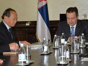 Zahvalnost Laosu na podršci terotorijalnom integritetu Srbije