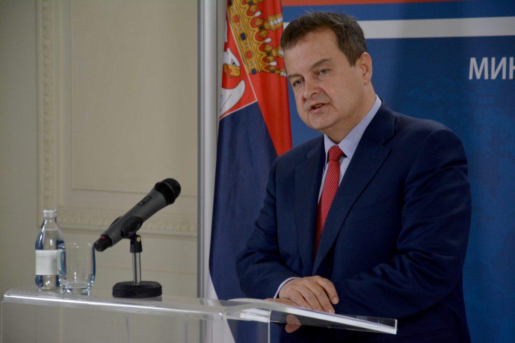 Dačić: Ni Komonvelt Dominika više ne priznaje Kosovo