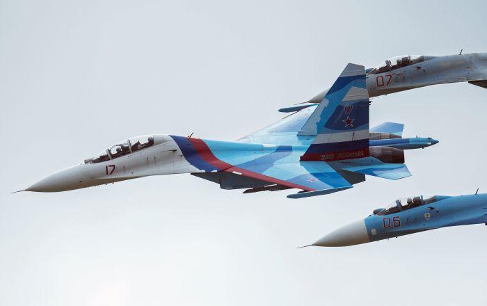 Britanske novinare zabrinuo ruski Su-27