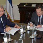 Dačić sa novim ambasadorom Iraka