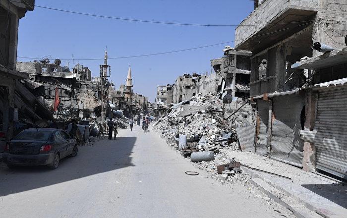 """Moskva: Do danas nisu imenovane """"žrtve"""" incidenta u sirijskoj Dumi"""