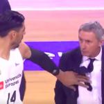 """""""Zapalio"""" se internet, Pešić hteo da se obračuna sa igračem Reala! (video)"""